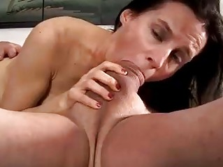 sexy older foot fuck and orall-service