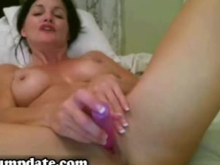 concupiscent mother i toying her love tunnel on