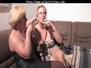 lesbo grandmas lesbo scene lesbian hotty on hotty