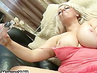 corpulent aged mommy cums hard from fucking part2
