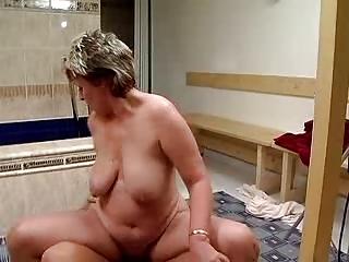 german grandma hardcore
