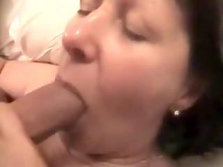 drunken mother id like to fuck sucks cock