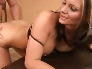 milf phoenix marie gets gangbanged from behind