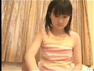 japanese legal age teenager momo - masturbation