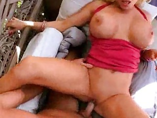 mother i with amazing large tits receives fucked