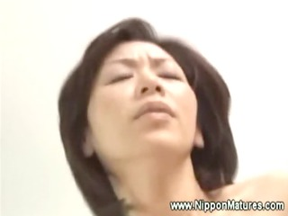 japanese milf gets shagged at hotel room