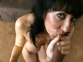obscene mother i alia janine hooks her throat up