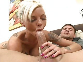 foxy big breasted wife acquires nailed by huge