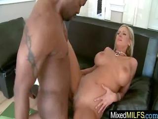 mother i acquire inside her wet crack a big black