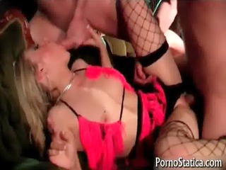 trashy michelle wet drilled by chaps