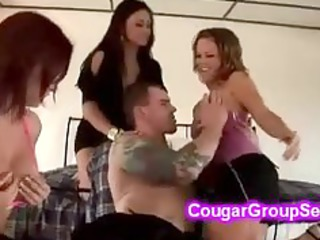 cock lust cougars acquire what they wish