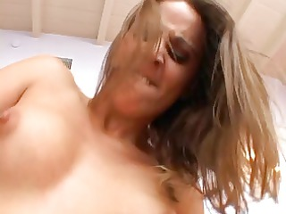 anal d like to fuck chokes on pecker and takes a