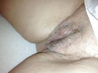 wife granny slit