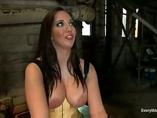 milf doxy in femdom and maledom training