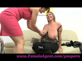 femaleagent. biggest milk sacks in hungary